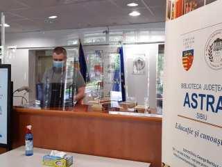 Se deschide Biblioteca Județeană ASTRA. Iată condițiile