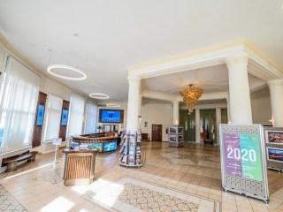 Primăria Sibiu redeschide Centrul de informare turistică, complet modernizat