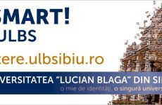 """Încep înscrierile la Universitatea  """"Lucian Blaga"""" din Sibiu! Toate detaliile despre înscriere și locuri"""
