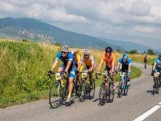Restricții de trafic în perioada 23-26 iulie pentru Turul Ciclist al Sibiului 2020