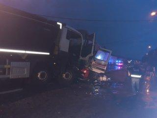 Patru răniți în Argeș, din cauza unui șofer SIBIAN. Cum s-a produs nenorocirea?
