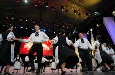 """Gong final la """"Cântecele Munților"""". Europa, Asia și America și-au dat întâlnire, prin cântece și dansuri"""