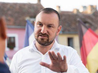 """Adrian Bibu: """"Primarul Sibiului trebuie să își asume proiectele bune, indiferent de candidatul care le-a propus"""""""