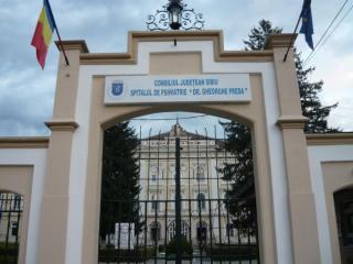 """O nouă secție clinică la Spitalul de Psihiatrie """"Dr. Gheorghe Preda"""" din Sibiu"""