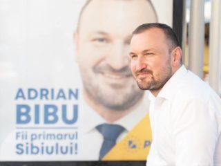 """Adrian Bibu la început de campanie – """"există viață și după alegeri!"""""""