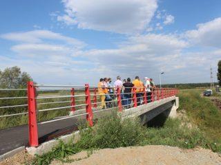 Se închide temporar pista de biciclete din dreptul podului de peste Seviș