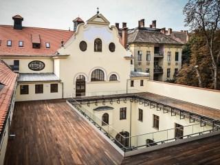 Baia Populară Sibiu – o bijuterie a Sibiului istoric, transformată într-o oază de relaxare| GALERIE FOTO