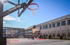 Liceul Onisifor Ghibu are teren modern pentru handbal și baschet