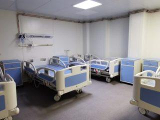 S-a deschis spitalul modular pentru pacienții COVID – 19. Cum arată?