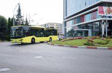 Cum circulă autobuzele Tursib în 30 noiembrie și 1 Decembrie
