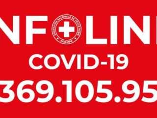 Voluntarii de la Crucea Roşie Sibiu răspund întrebărilor despre coronavirus la o linie telefonică gratuită
