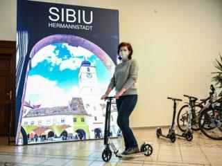 Câștigătorii concursurilor organizate cu ocazia Săptămânii Europene a Mobilității  au intrat în posesia premiilor