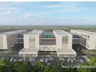 CJ Sibiu a semnat contractul pentru asistenţă tehnică şi verificare a documentaţiilor aferente construirii noului spital judeţean