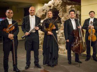 Concert de ziua lui Mozart la Filarmonica Sibiu