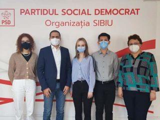 PSD Sibiu: Apărăm interesele elevilor și ale salariaților