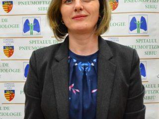 Nou manager interimar la Spitalul de Pneumoftiziologie Sibiu