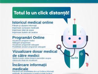 Sibienii au acces la toate datele medicale personale. Vezi unde