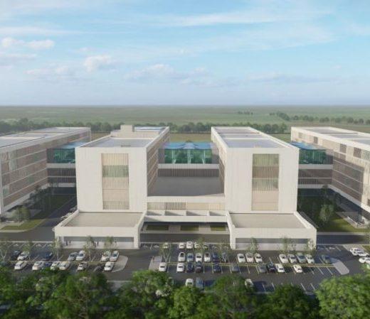 FOTO, VIDEO: Noul Spital Județean gata de autorizare