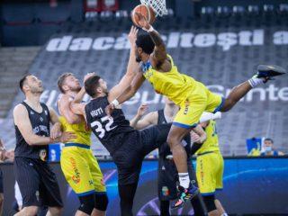 O victorie și-o înfrângere. CSU Sibiu s-a întors de la Cluj învinsă din nou de U-BT, dar păstrează șanse la locul secund, după o victorie la scor, cu CSA Steaua