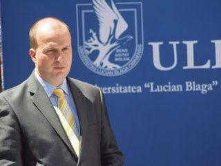 FOTO: Profesor ULBS ales în conducerea celui mai important for european de studii doctorale
