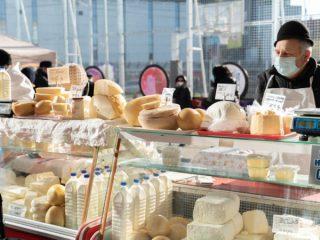 Selecție de dosare pentru producătorii locali care vor vinde în Piața Volantă Transilvania de la 1 iulie