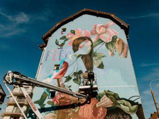 Cine sunt artiștii și grupurile din lineup-ul Festivalului de Street Art