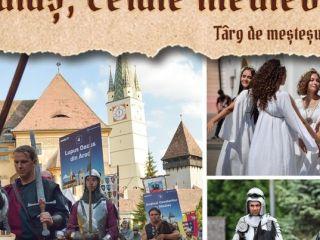 Vizita lui Iancu de Hunedoara la Mediaş în 1443 va fi reconstituită, în premieră, cu ocazia festivalului medieval