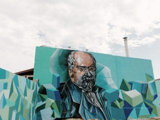 10 noi picturi murale de la SISAF devin parte din bogata identitate culturală a Sibiului