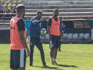 A.F.C.Hermannstadt vs A.F.C. Odorheiu Secuiesc în turul 4 / Cupa României