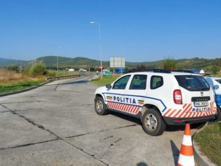 FOTO, VIDEO: Razie de amploare pe Autostrada A1. Peste 100 de abateri în doar 4 ore