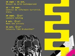 Începe Sibiu Contemporary Art Festival