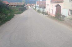Drumul județean Ocna Sibiului – Țapu intră în modernizare