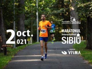 ATENȚIE! Închideri de trafic în zona centrală pentru desfășurarea Maratonului Internațional Sibiu, sâmbătă, 2 octombrie