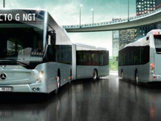 Cele 40 de autobuze noi, ecologice, vor fi livrate până la finalul acestui an