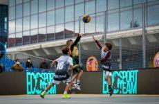 """Câștigătorii Sibiu Streetball 2021 au fost premiați pe terenul de baschet 3×3 """"Elemer Tordai"""""""