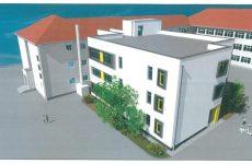 Se pregătește extinderea Liceului Onisifor Ghibu. La Școala Regele Ferdinand a început construcția noului corp și a sălii de sport