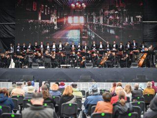 Filarmonica de Stat a transformat Sibiul în cea mai mare scenă de operă!