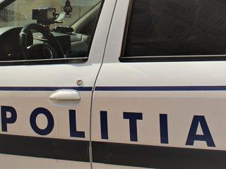 Șofer din Bihor rupt de beat și fără permis, prins de polițiști în Rășinari