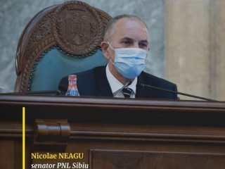 Senatorul Nicolae Neagu: România se confruntă astăzi cu o situație dramatică în întregul sistem sanitar