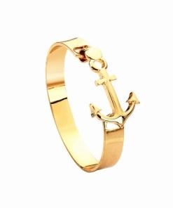 Bracelet de motif Ancre 3 couleurs