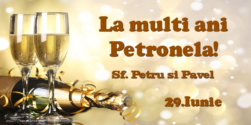 Top 10 felicitari de Sfintii Petru si Pavel | Felicitari