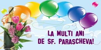 Felicitari de Sfanta Parascheva 2019   Felicitari