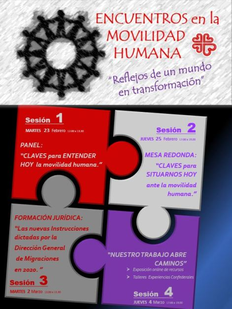 Encuentros en la Movilidad Humana 2021