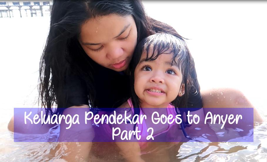 Keluarga Duo Pendekar Goes to Anyer Cover 2