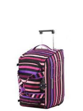 sac de voyage trolley 2 roues lulu
