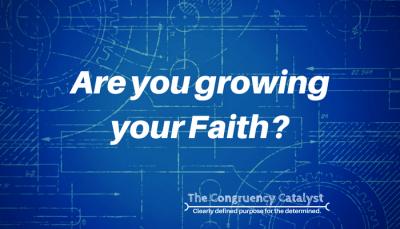 Are You Growing Your Faith?