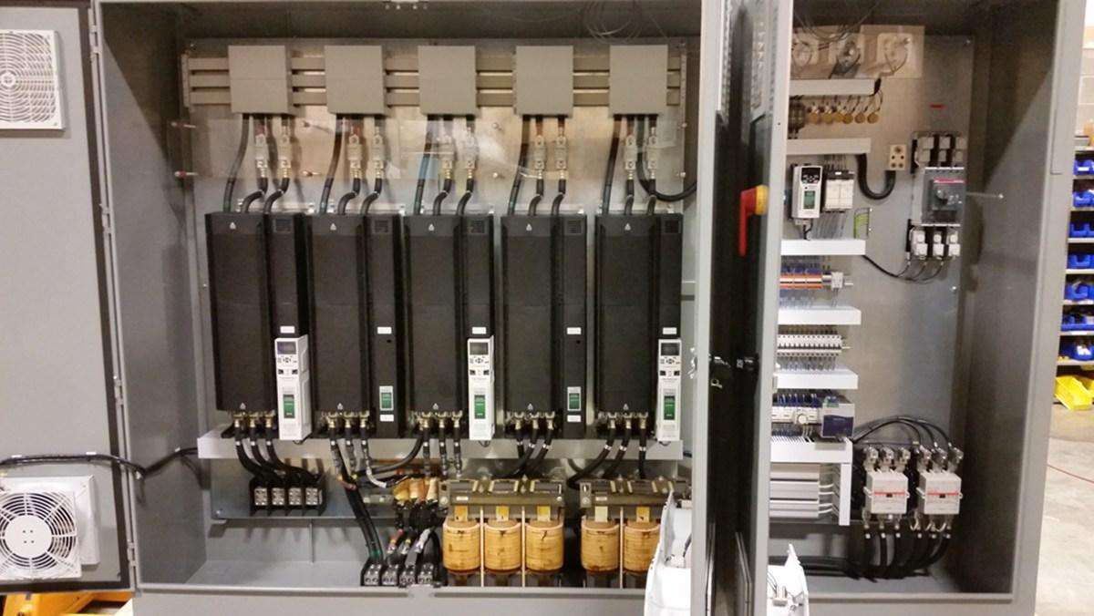 Dual-Roll Dynamometer Controls