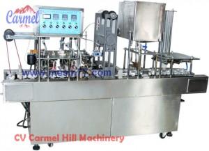 mesin cupsealer 2 line