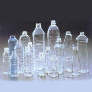 contoh botol plastik