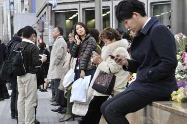 Suksesnya Orang Jepang